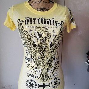 Super cute Affliction shirt!